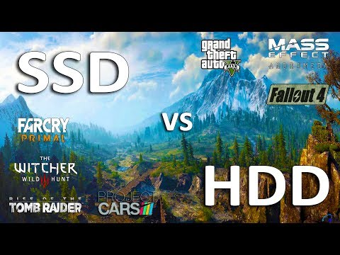 Xxx Mp4 SSD Vs HDD Test In 7 Games Loading FPS 3gp Sex