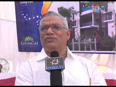 A. Satyanarayana Sharma Dy. G. M (retd) Nabard  at Villa Onyx Venture Launch, Hyd, A.P