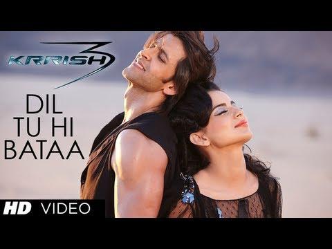 Xxx Mp4 Dil Tu Hi Bataa Krrish 3 Video Song Hrithik Roshan Kangana Ranaut 3gp Sex