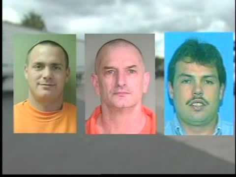 3 CONVICTED KILLERS ON THE RUN IN NORTHERN AZ