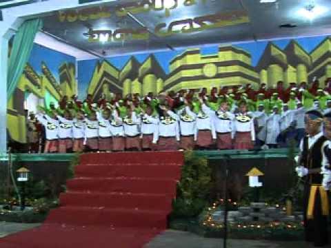 Pioneer Folksong Kelas 3 Gontor 1 2009