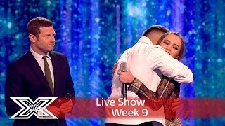 Emily is going home | Results Show | The X Factor UK 2016