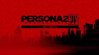 Mt.Iwato - Persona 2 Innocent Sin (PSP)