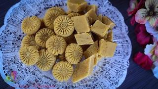 বুটের হালুয়া || Split Chickpea Halwa || Tasty Halwa Recipe || Bangla Recipe || R# 146