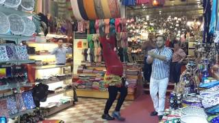 Esmer tenli GAY(belly dance)