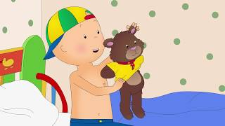 NEW Funny Animated cartoons Kid   Caillou Rides The School Bus   WATCH ONLINE