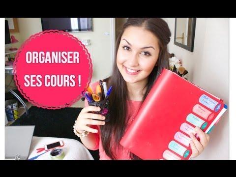 ✿  Comment Bien s'Organiser en Cours ? ✿