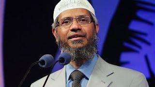 Bule Cantik Mengajukan Dua Pertanyaan Kepada Dr. Zakir Naik