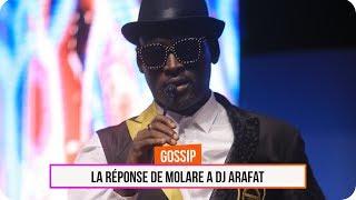 La réponse de Molare à DJ Arafat