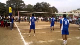 karnataka vs chattisagarh sr national throwball