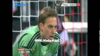 جميع اهداف بايرن ميونيخ بطل الدوري الالماني 2012-2013
