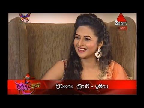 Xxx Mp4 Me Adarayai Ye Hai Mohabbatein Team In Sri Lanka 2016 8 Ishita 3gp Sex