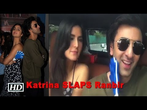 Xxx Mp4 Why Katrina SLAPPED Ranbir Kapoor 3gp Sex