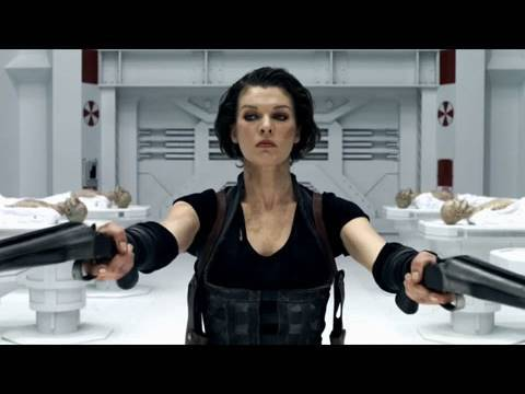 Download 'Resident Evil: Afterlife' Trailer HD