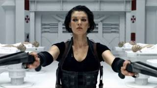 'Resident Evil: Afterlife' Trailer HD
