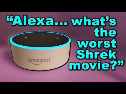 Alexa what s the worst Shrek movie YIAY 401