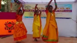 অনির্বান স্কুলের সুন্দর একটি ভিডিও নাচ Dokhina chonchol chonchol boylo dance school performace