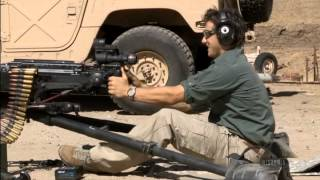(2.1) Ces armes qui ont changé le monde - La mitrailleuse lourde M2