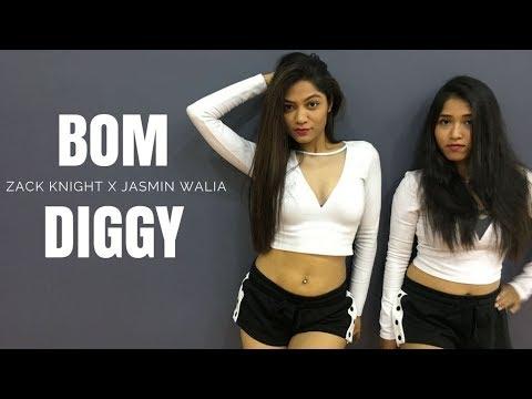 Xxx Mp4 Zack Knight X Jasmin Walia Bom Diggy Dance Cover LiveToDance With Sonali 3gp Sex