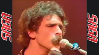SAGA - Don't Be Late | PROPER Official Video | 480p HQ | ©1980 Maze Records