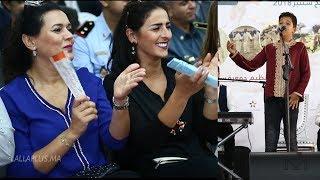 بحضور النجوم المغاربة.. حمزة لبيض يبدع في أداء الأغاني الطربية في مهرجان ميسور