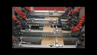 Folder Gluer For Two-Pieces Joint Corrugated Box