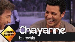 """Chayanne: """"Unas fans hicieron un agujero en un hotel para entrar en mi habitación"""""""