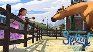 Os primeiros 11 minutos da Temporada 1 | SPIRIT CAVALGANDO LIVRE