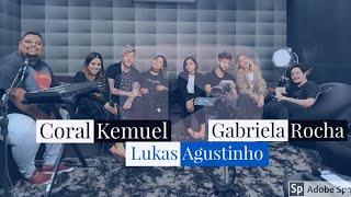 MINISTRAÇÃO EMOCIONANTE - GABRIELA ROCHA ft  KEMUEL E LUKAS AGUSTINHO