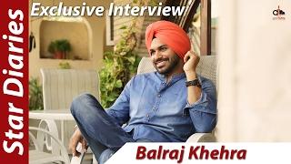 Balraj Khehra Interview - MTV Roadies x4 - Star Diaries - Punjab on Screen