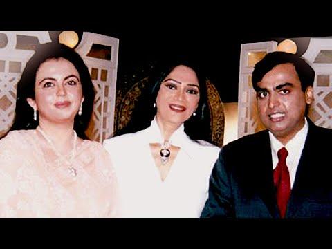 Rendezvous with Simi Garewal Mukesh & Neeta Ambani Part 2