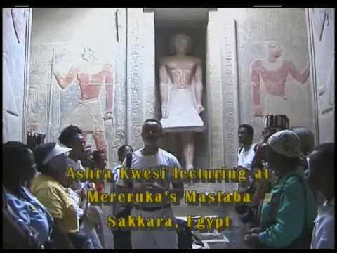 Ashra Kwesi Presents the African Origin of Freemasonry