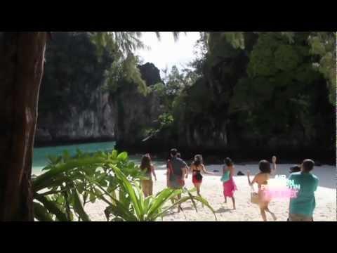Air Terjun Pengantin Phuket in Phuket Island Thailand