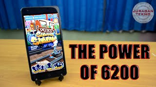 Review Evercoss Y2 Power : Kapasitas Baterai Adalah Segalanya? (Juragan Tekno)