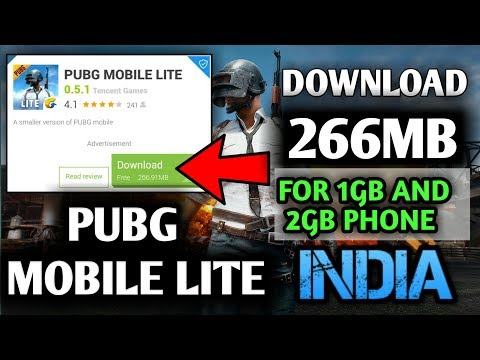 Xxx Mp4 How To Download Pubg Mobile Lite From Play Store 2018 Update 0 5 0 Hindi 3gp Sex