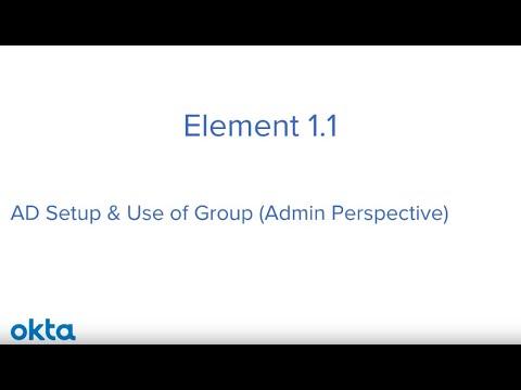 Okta Demo: Active Directory Integrations