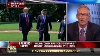 CHINA STOPS North Korean Money flow