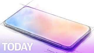 Lenovo teases a true all-screen phone | Engadget Today