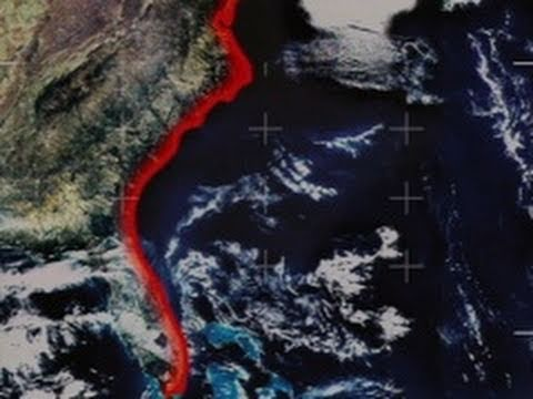 Mega Tsunami could hit the US