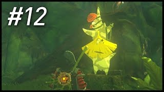 Zelda Breath of the Wild - EN VIVO - #12 - Desafios en el Bosque de Hyrule