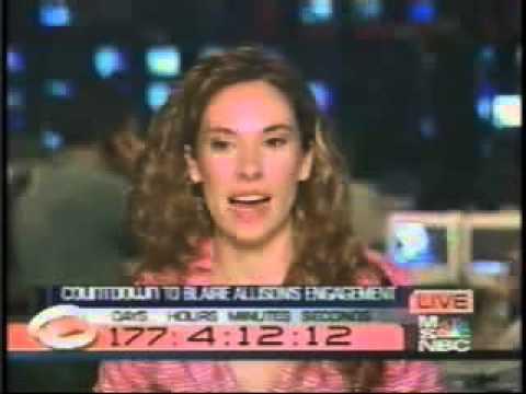 Love Guru Blaire on MSNBC Countdown (2004)