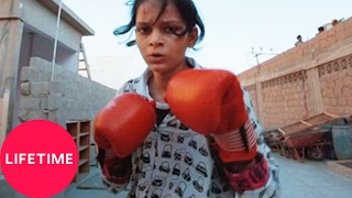 Lyari Girl Boxing  | TEDWomen 2016 Short Film | Lifetime