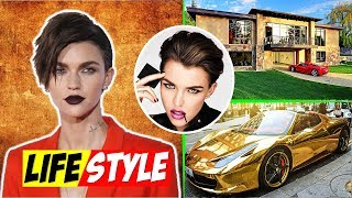 Ruby Rose #Lifestyle (Stella Carlin in OITNB) Interview, Biography, Orange is the New Black