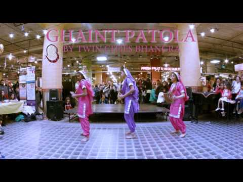 Hot Indian Dance Off 3 - Prelims - Twin Cities Bhangra - GHAINT PATOLA
