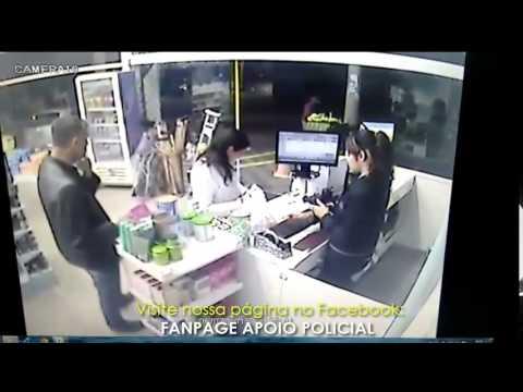 PM mata ladrão dentro de farmácia em Guarulhos
