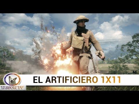 Battlefield 1 el Artificiero Echemos unas