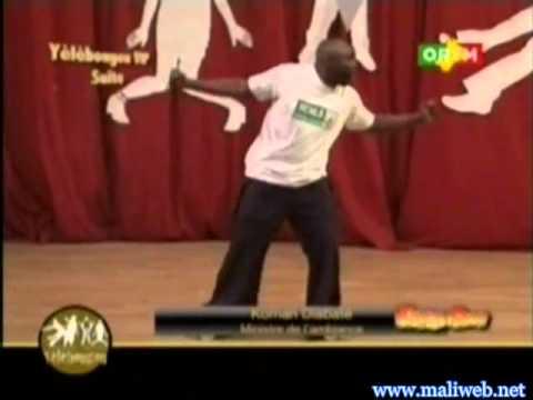 ORTM Yélébougou du 22 Janvier 2012 comédie