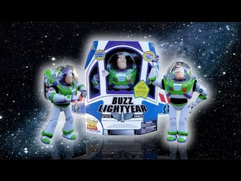 Buzz Lightyear commercial re made