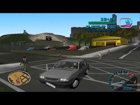 Grant Theft Auto 3 Romanian Mod