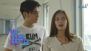 Bianca Umali and Miguel Tanfelix (Pre-show Interview) | Lip Sync Battle Philippines